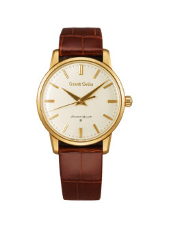 Grand Seiko SBGW525 Watch Front