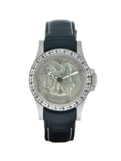 Orion Walking Liberty Watch front