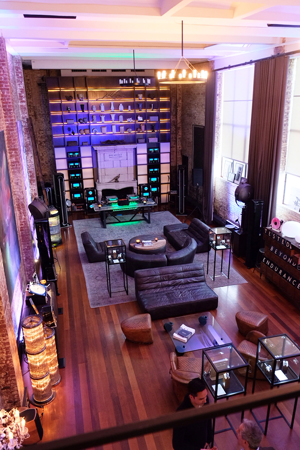 Room of Bremont Event