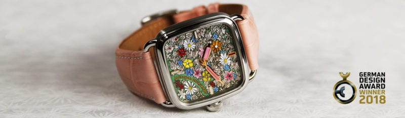 Camomile Award Winning Watch