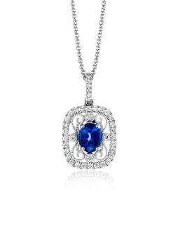 Simon G Fashion Diamond Pendant