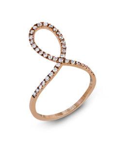 Simon G Fashion Diamond Ring