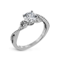 Simon G Diamond Ring