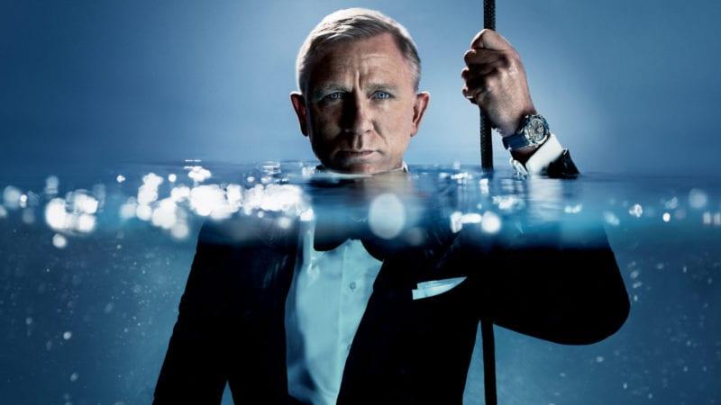 James Bond Seamaster Diver 300