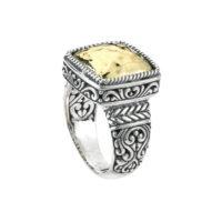Samuel B 57833R.SLGO Ring
