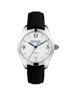 Bremont SOLO-34 AJ WHITE Watch