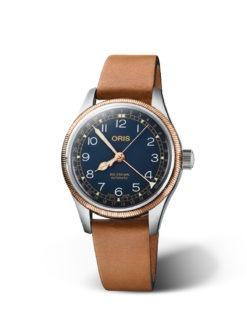 ORIS BIG CROWN POINTER DATE Blue watch