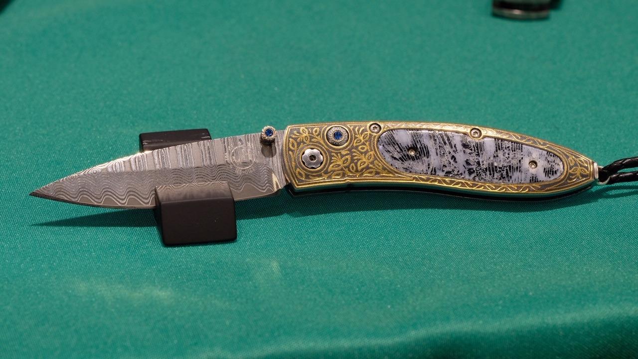 WILLIAM HENRY KNIFE