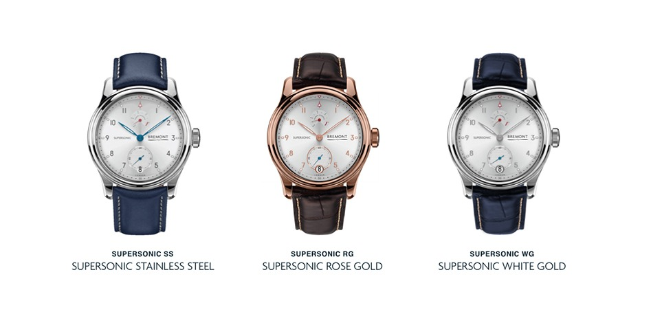 2019 Bremont Supersonic Watches