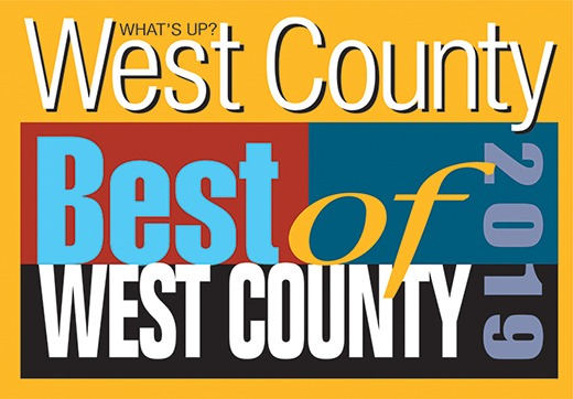 Best of West County 2019 logo