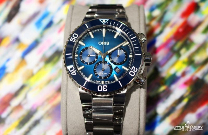Oris Blue Whale Limited Edition
