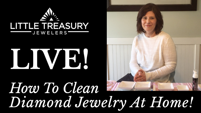 Little Treasury Live - Jewelry Cleaning