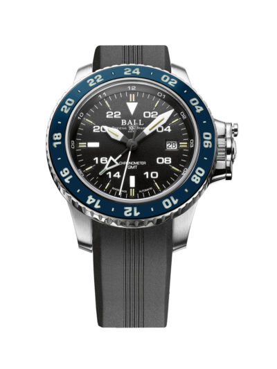Ball Engineer Hydrocarbon AeroGMT II Limited Edition DG2018C-P4C-BK