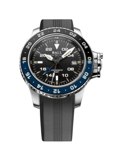 Ball Engineer Hydrocarbon AeroGMT II Limited Edition DG2018C-P5C-BK