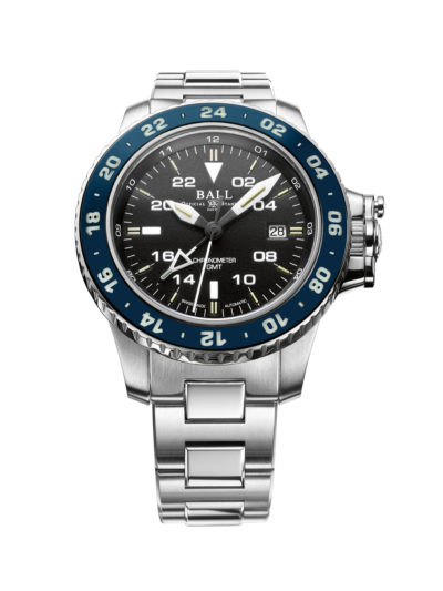 Ball Engineer Hydrocarbon AeroGMT II Limited Edition DG2018C-S4C-BK