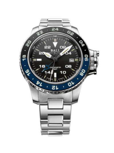 Ball Engineer Hydrocarbon AeroGMT II Limited Edition DG2018C-S5C-BK