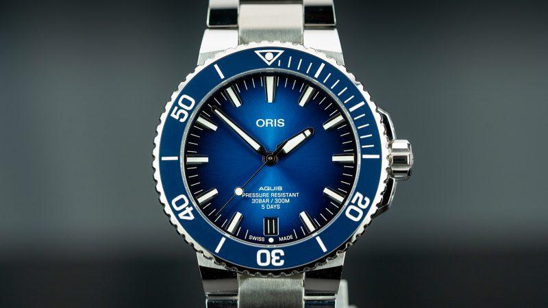 Oris Aquis Caliber 400