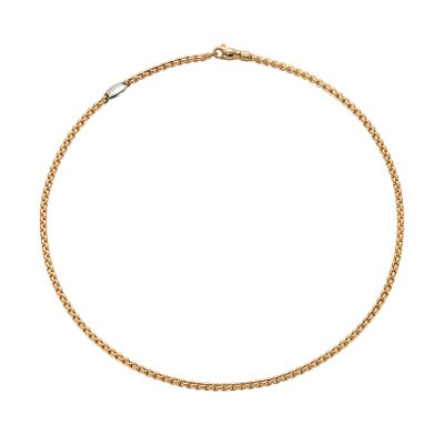 Fope 18KYG Eka Necklace 18""