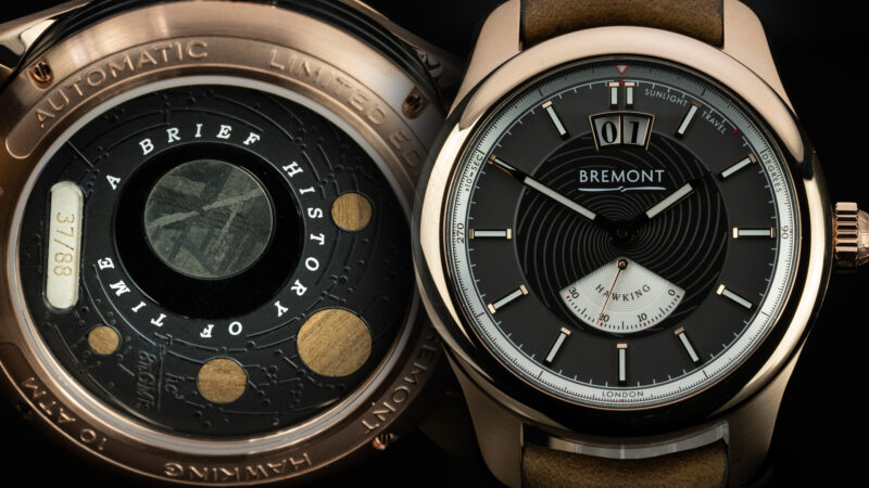 Bremont Hawking Watch