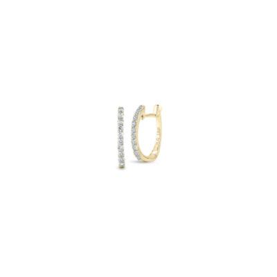 Roberto Coin Huggie Earrings