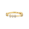 Hearts on Fire wedding band