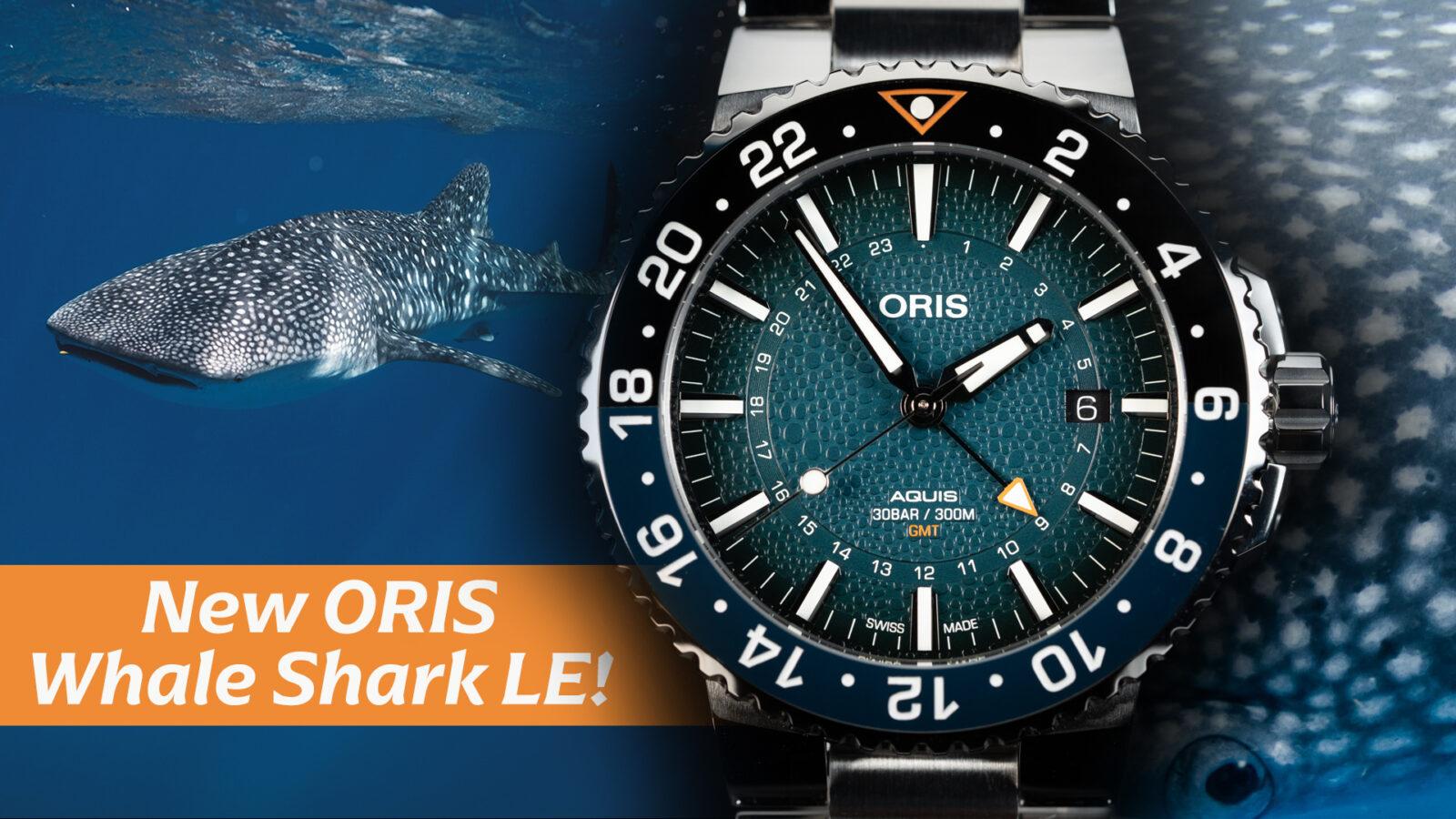 Oris Whale Shark