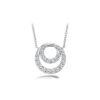 Hearts on Fire Optima Diamond Circle Pendant