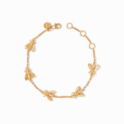 Bee Delicate Bracelet Gold