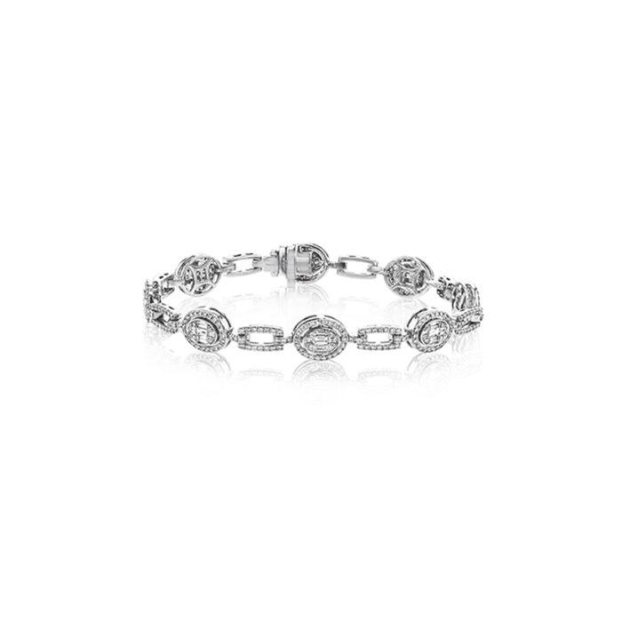 Dimon G diamond Bracelet