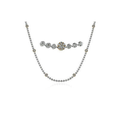 Simon G Diamond necklace