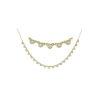 Simon G Yellow Gold necklace