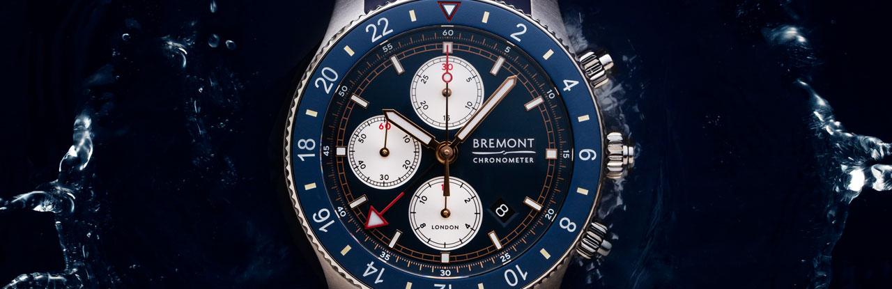 Bremont Chrono Supermarine 2021