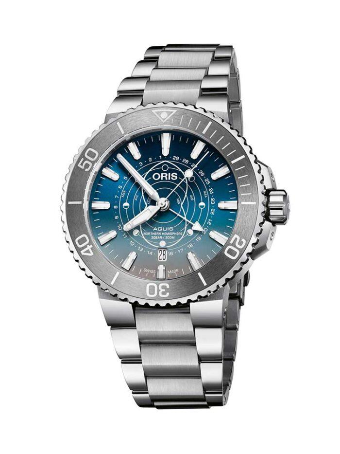 ORIS Dat Watt Limited Edition GMT