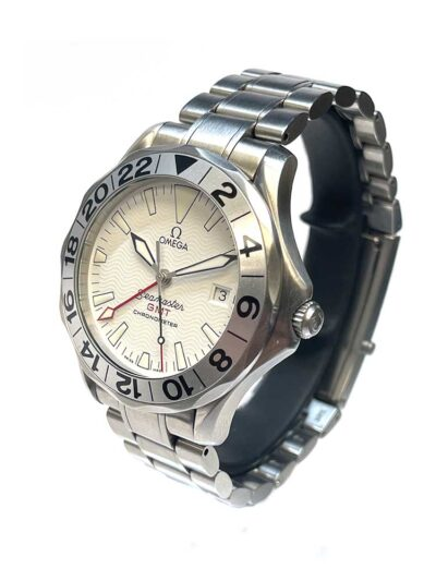 Omega Seamaster GMT pre-owned