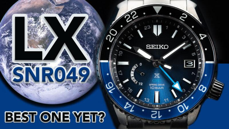 Seiko Prospex LX SNR049