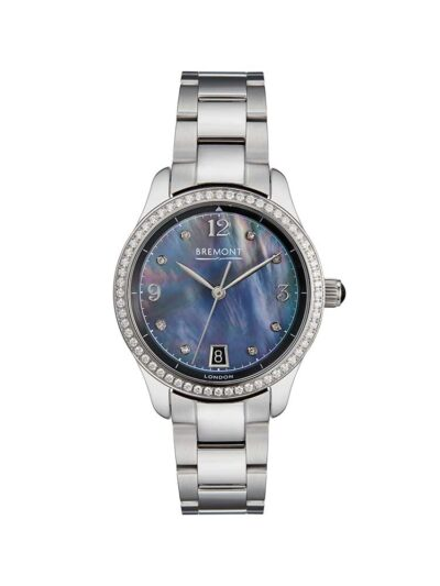 Bremont Solo Lady K Tahiti Front