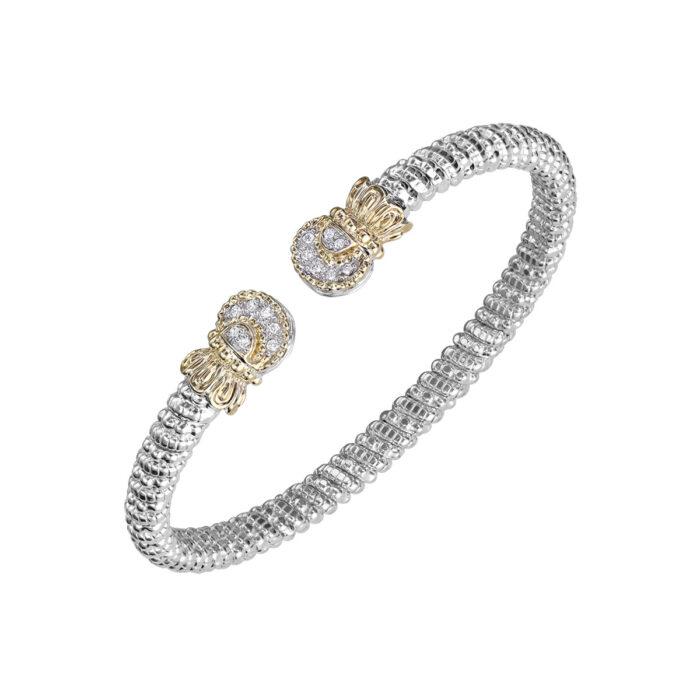 Vahan Bangle with Diamonds