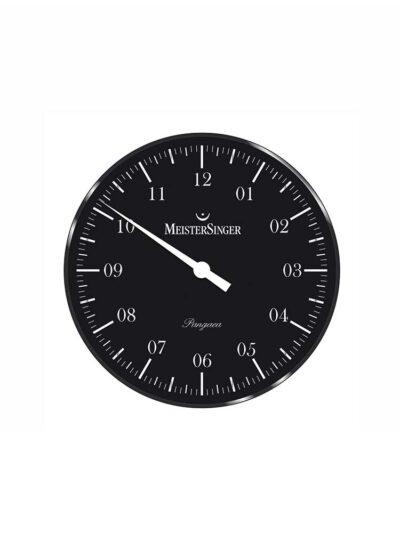 Black MeisterSinger Desk Clock