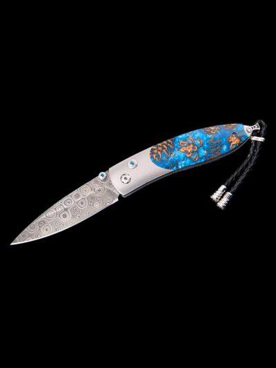 William Henry B05 BLUE HILLS Knife