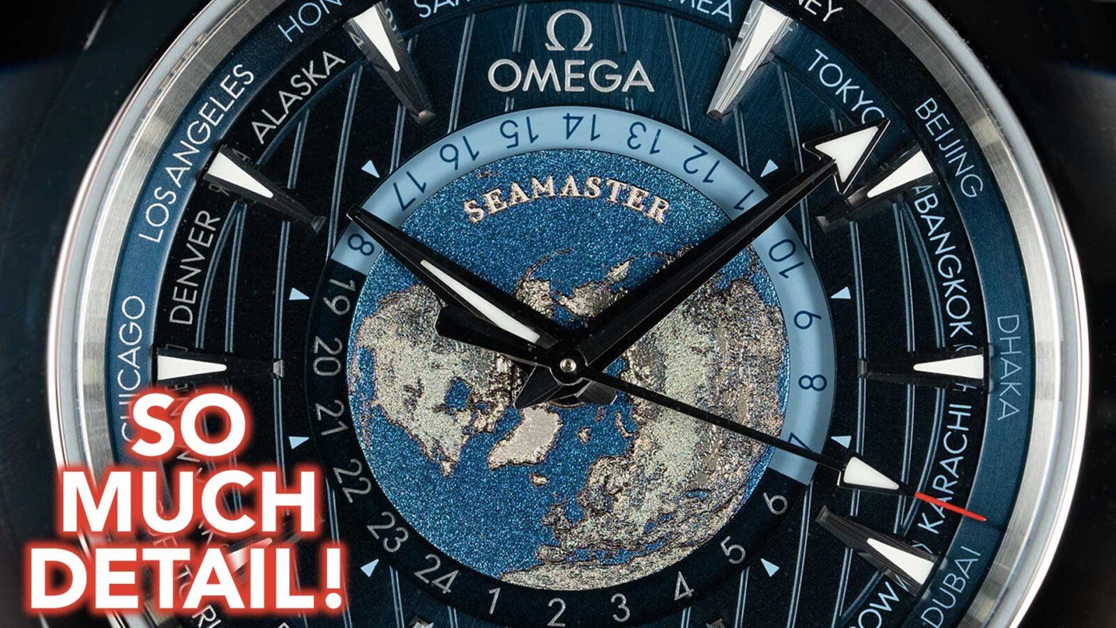 OMEGA Worldtimer Review