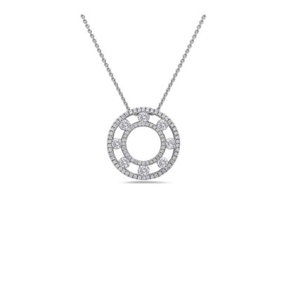 Charles Krypell Diamond Necklace