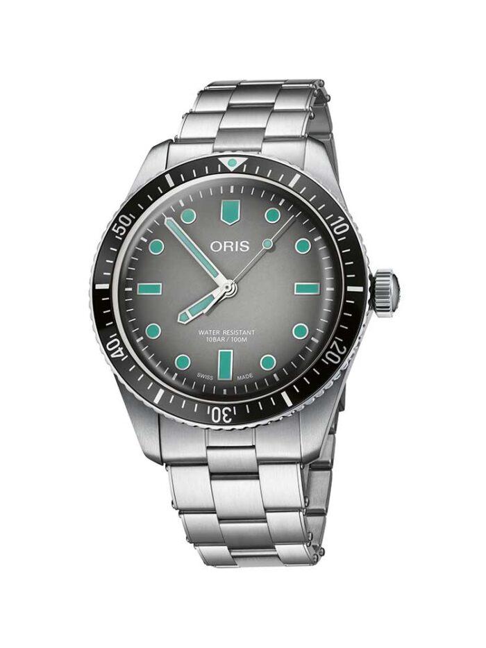 ORIS Divers Sixty-Five Retro Glow